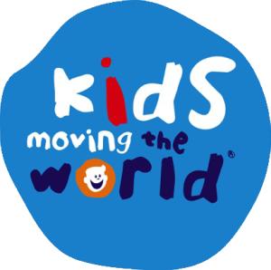 Logo blauwe cirkel