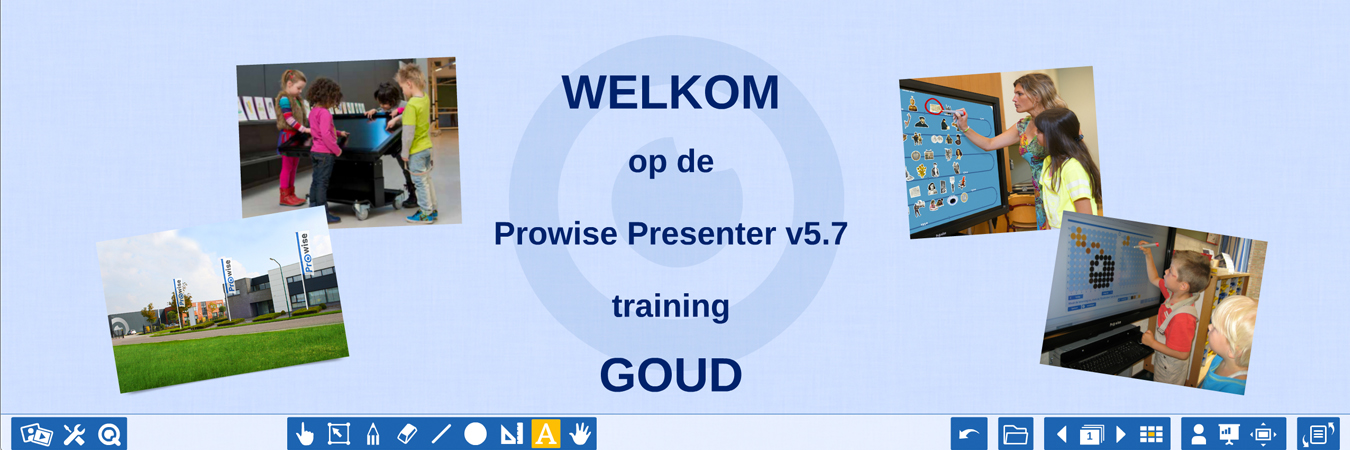 Teamtraining Prowise Presenter v5.7 [Goud]